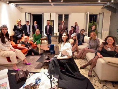 Fashion Lounge,cristina egger
